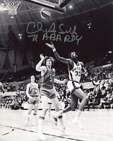 "Charlie Scott ""71 ABA ROY"" Autographed 8x10 Photo"