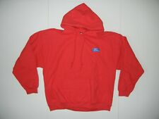 FORD Car Dealership Logo HOODIE SWEATSHIRT Warm Work Company Gear Sz Men's XL