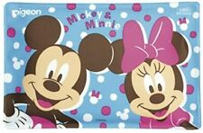 Pigeon Softly Cool Pillow Mickey & Minnie From Japan