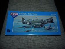 Flugzeugmodell-Bausatz: Beaufigter-Strike Fight  Maßstab 1:72 mit Anleitung (17)