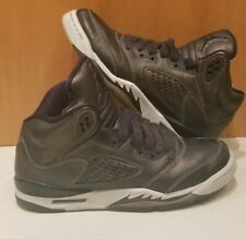 Nike Air Jordan 5 V Retro Heiress Camo Basketball Shoes - Size 7Y or Womens 8.5