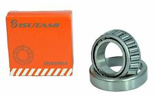 "15123 15245 1-1/4"" Bore Tapered Roller Bearing A43 Trailer Hub Bearings Boxed"