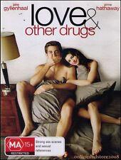 LOVE & OTHER DRUGS (Jake Gyllenhaal Anne Hathaway) Romantic Film DVD Region 4
