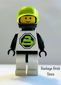 Lego Space Minifigure - Blacktron ll Classic Spacemen