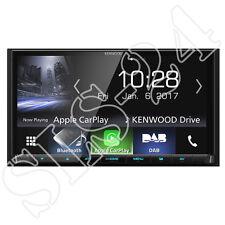 Kenwood DMX7017DABS Doppel-DIN CD DVD MP3 Autoradio Touchscreen Bluetooth DAB+