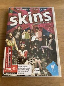 Skins Season 5 (PAL REGION 4)