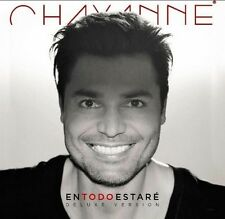 En Todo Estare Deluxe Version - Chayanne CD Sealed ! New ! 2014