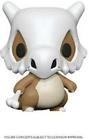 FUNKO POP! GAMES: Pokemon - Cubone [New Toy] Vinyl Figure