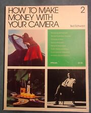 How to Make Money with Your Camera by Ted Schwarz (1980, Paperback)