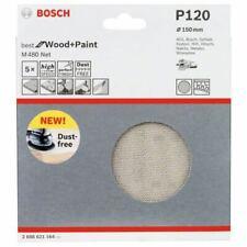 Bosch Schleifblatt M480 Net. Best for Wood and Paint. 150 mm. 120. 5er-Pack