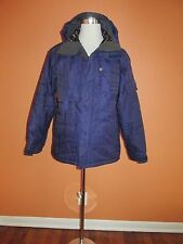 686 Mens Size M Purple Hooded Ski Snowboard Winter Jacket