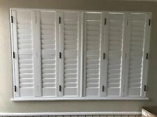 Window Shutters (Hardwood)