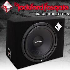 Rockford Fosgate Prime R1-1X12 4 Ohm Gehäusesubwoofer 30cm Bass Subwoofer