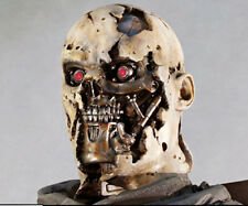 Terminator GENYSIS ENDOSKELETON life size T-600 1:1 scale Bust statue CUSTOM