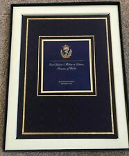 EARL CHARLES SPENCER'S TRIBUTE TO DIANA PRINCESS OF WALES SIGNED BOXED