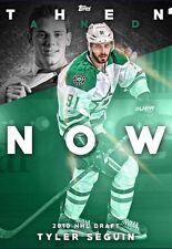 THEN & NOW TYLER SEGUIN Topps NHL Skate Digital Card