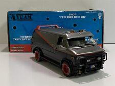 Greenlight Hollywood - The A-Team - 1983 Gmc Vandura 1:24 Die-cast Car Van
