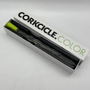 Wine Chiller Bottle Cooler Stick CORKCICLE Color Green Clear