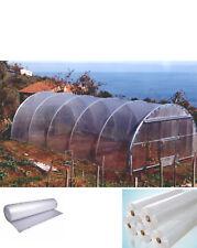 metri 8x10 telo polietilene film ricambio copertura serra tunnel gazebo orto
