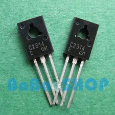 20pcs 2SC2314 C2314 2314 NPN Transceiver TO-126 Original Brand New