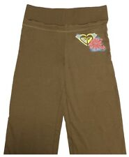 Pantalon ROXY marron 10 ans FILLE sport wear pants brown girl quiksilver NEUF #1