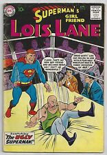 Superman's Girl Friend Lois Lane #8  VG/VG-  EARLY ISSUE  LQQK