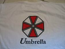BIOHAZARD RESIDENT EVIL :T-SHIRT  UMBRELLA  CORPORATION