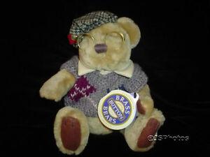 Brass Button Pickford Bear Sherwood Long Life 1996 Rare