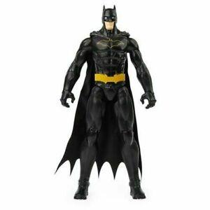 Batman 12-inch Action Figure (Black Suit), 12-Inch Action Figure DC Comics
