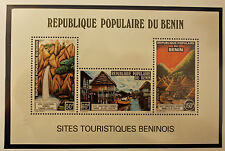 Timbre BENIN Stamp -Yvert et Tellier Bloc n°25 NSG (Ben1)