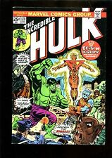 INCREDIBLE HULK 178 (7.5) DEATH & REBIRTH OF WARLOCK MARVEL (b047)