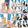 Damen Flachechuhe Halbschuhe Sneaker Schnürschuhe Brogues Schuhe Freizeitschuhe