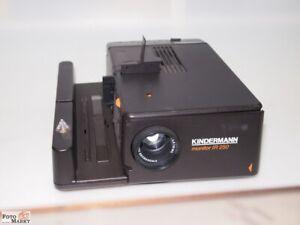 Kindermann Proyector de Diap. Monitor IR 250 2x 24V/250W Lente 2,8/90 Mc (