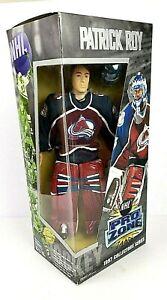 "1997 Pro Zone NHL Patrick Roy Colorado Avalanche Collectors Series Figure 12"""