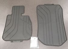 BMW GENUINE E90 E91 E92 E93 FRONT RUBBER FLOOR MATS SET 51472311059