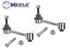 MEYLE PASSAT GOLF MK5 MK6 EOS JETTA TIGUAN BEETLE Rear Anti Roll Bar Link Rods