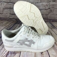 Asics GEL-LYTE III Reptile Pack Off White Running Shoes Sneakers H842N.0000 $180