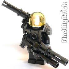 M123PDG Lego Custom Bounty Hunter / Halo / Terran Custom Minifigure PDG NEW