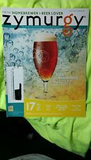 ZYMURGY MAGAZINE,  2012 VOL.35 NO.3 HOMEBREW AND BEER LOVER