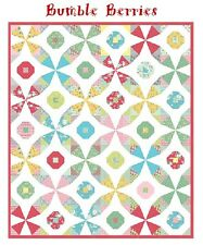 BUMBLE BERRIES Quilt KIT/ large quilt 33 different fabrics / 11+ yds Moda Fabric