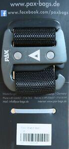 PAX Gürtel - verschiedene Längen