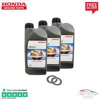 Genuine Honda CR-V Rear (DPS) Differential Flushing Kit