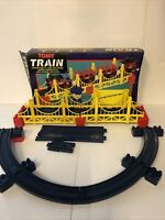 Tomy Train Vintage Suspension Bridge Boxed