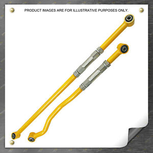 F+R 4X4FORCE Adjustable Panhard Rod for Toyota Land Cruiser 80 100 105 Series