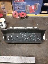 LAND ROVER DISCOVERY 1 300 TDI INSTURMENTAL CLOCKS + PANEL SURROUNDING (94-98)