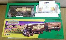 Corgi 21701 The Showmans Range AEC Closed Pole Truck & Trailer Ltd 00002/14300