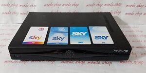 decoder sky hd my sky PER TUTTE LE SCHEDE VISIONE HD mod.p990 SENZA ACCESSORI