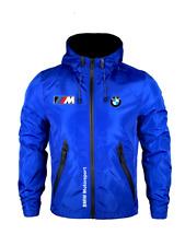 Coupe Vent veste bleu électrique logo BMW Motorsport MA1902-1 nouveauté