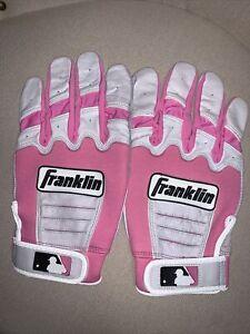 Franklin CFX Pro Pink Batting Gloves XXL - Mother's Day