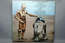 The Story Of Star Wars Star Wars vinyl LP album UK 20TH CENTURY T-550 M-550-AS